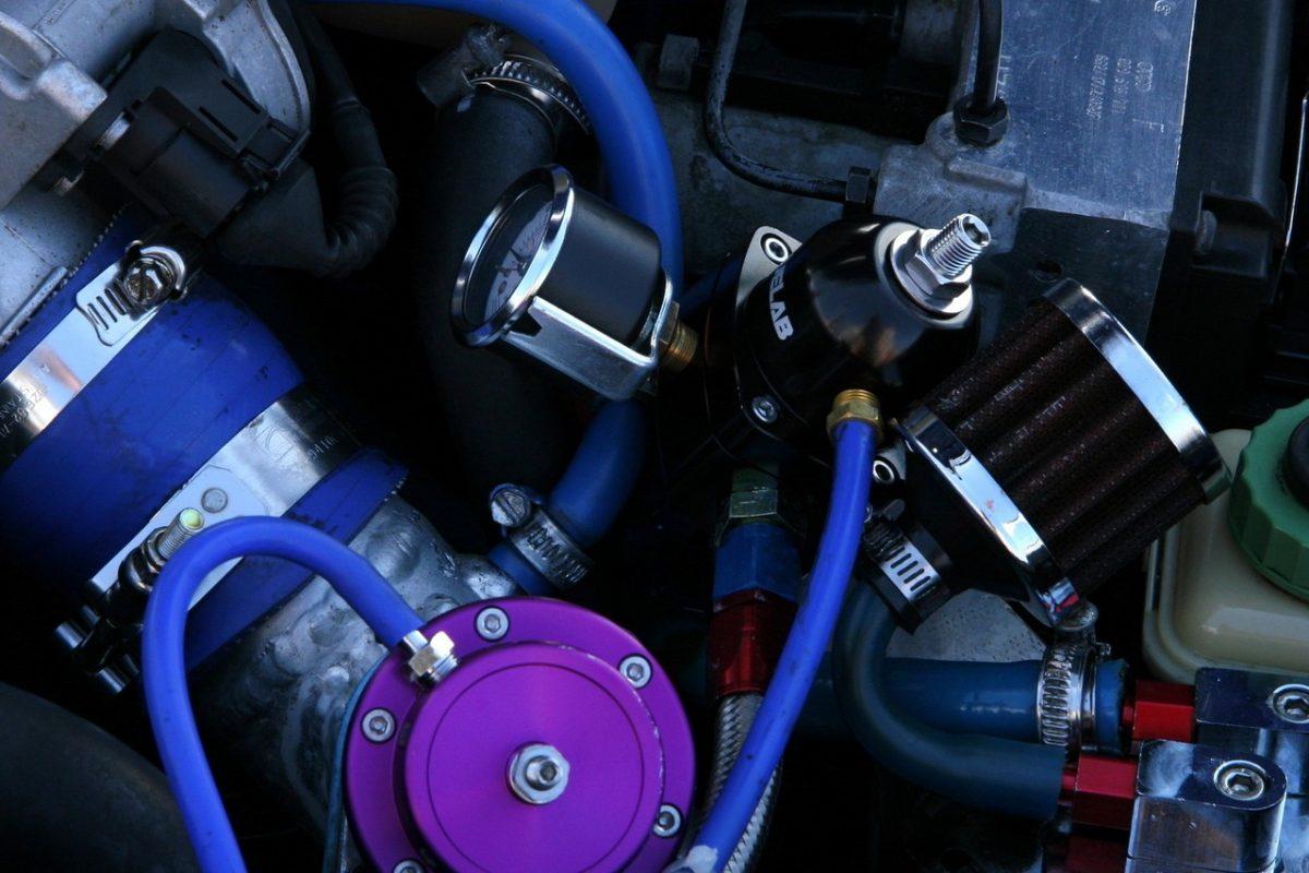 Układy elektryczne silnika