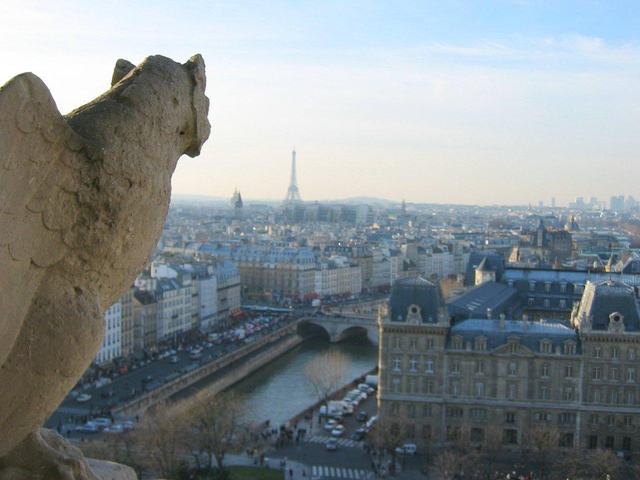 Miasto romantyzmu i artystów, czyli Paryż